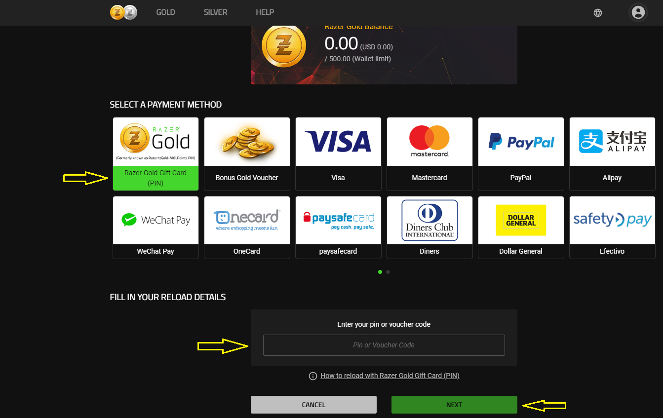 Rixty Code Generator For Roblox Buy Razer Gold Rixty Online Cheap Fast Safe Offgamers