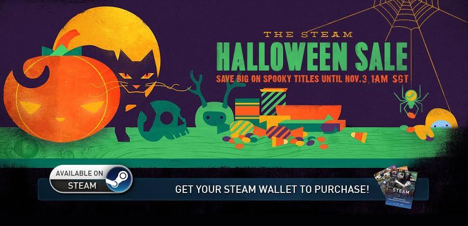 Steam Halloween Sale – 2015   OffGamers Blog